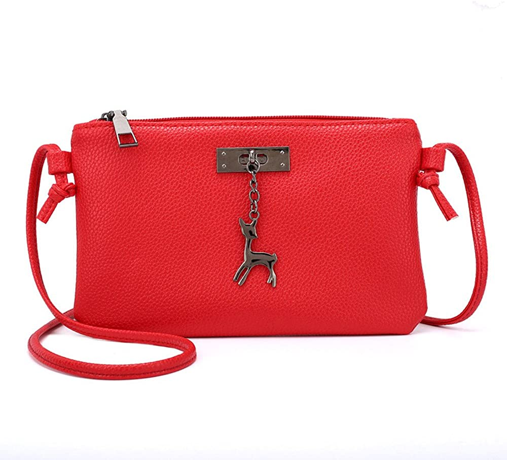 Women BagsLeather Crossbody...