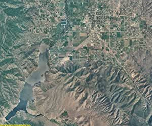 Amazon.com : Wasatch County Utah Aerial Photography on CD