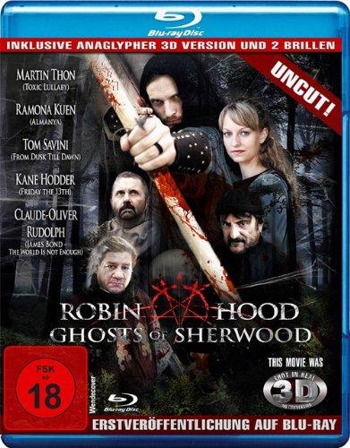 Robin Hood: Ghosts of Sherwood ( Robin Hood: Ghosts of Sherwood 3D ) ( Robin Hood: Ghost of Sherwood ) (3D) [ Blu-Ray, Reg.A/B/C Import - Germany ]