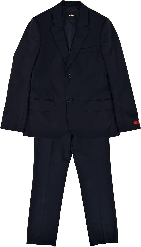 Lemmi - Traje para niño, talla 16 años (170 cm), color azul (dark ...