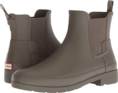 factory outlets 100% satisfaction 50-70%off Hunter Womens Original Refined Chelsea Boots