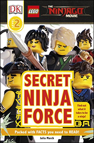 DK Readers L2: The LEGO® NINJAGO® MOVIE™: Secret Ninja Force (DK Readers Level 2)