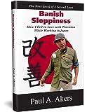 BOOK-BANISH SLOPPINESS