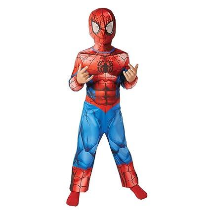 Traje de Superhéroe - M, 5 - 7 años, 111 - 128 cm | Disfraz ...