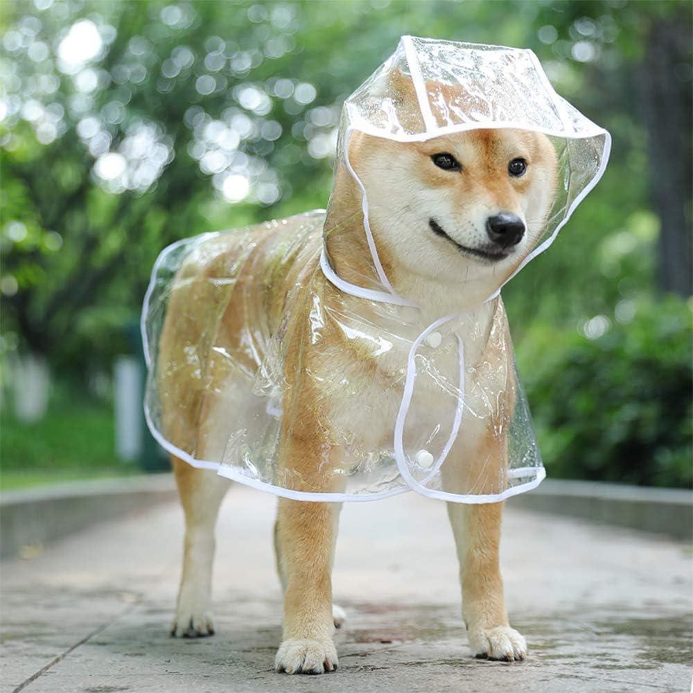 impermeabile Cappottino catarifrangente per cani per linverno per cani di taglia piccola caldo media e grande in peluche Sunnykud antivento