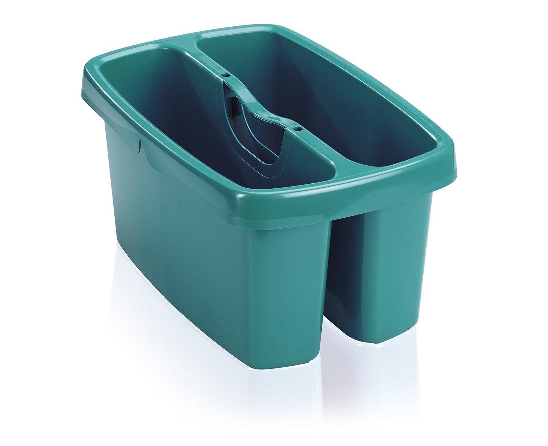 Leifheit Combi Box Secchio a Due Camere 52001 Combibox pulizia