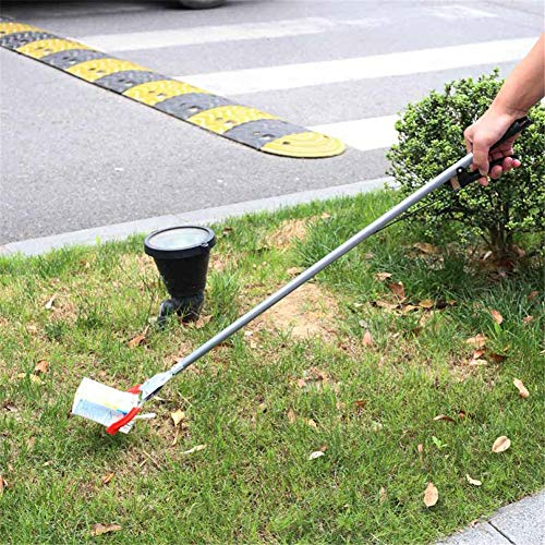 WLIXZ Reacher Grabber, Arm Extension, Mobility Aid Reaching Assist Tool, Long Handled Trash Litter Picker, 2 Pack,120cm by WLIXZ (Image #2)