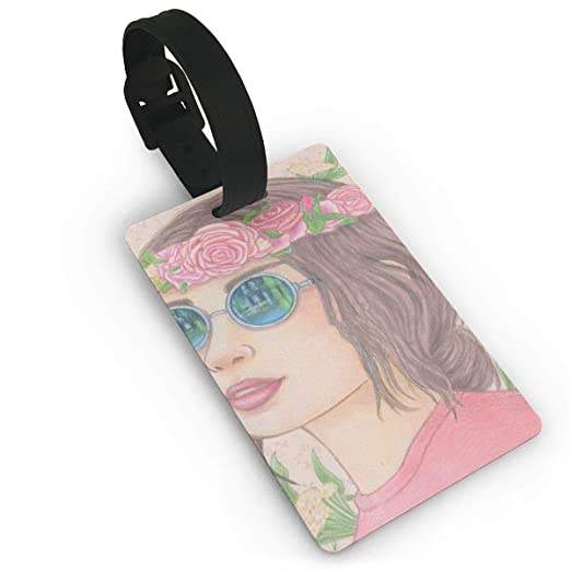 photograph about Luggage Tag Printable named : Bags Tags Holders for Drive Baggage,Bags