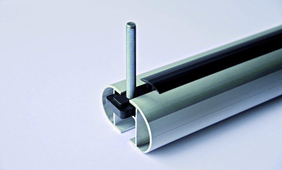 20 mm x 15 mm x 5,5 mm T-Track Fixing T-Bolts Aluminium Roof Bar Roof Rack Adapter 4 pcs