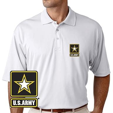 2bdcbf42 U.S. Army Performance Polo Shirt - Officially Licensed by U.S. Army ...