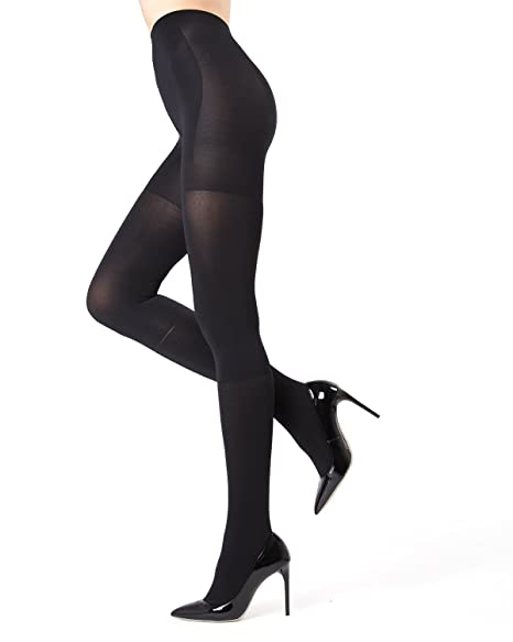 6e8e7ad9ce476 MeMoi FirmFit Boot Control Top Tights | Women's Shaping Hosiery at Amazon  Women's Clothing store: