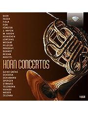 Horn Concertos [Box Set]