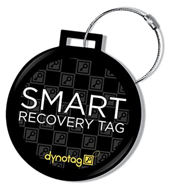 Dynotag Luggage Tag & Tracker