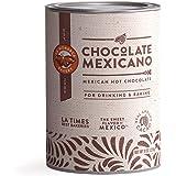 Mexican Hot Chocolate - Artisanal with Organic Cacao Beans (1 tin, 8oz) - La Monarca Bakery