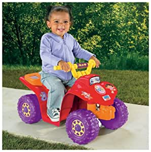 Power Wheels Dora Lil' Quad