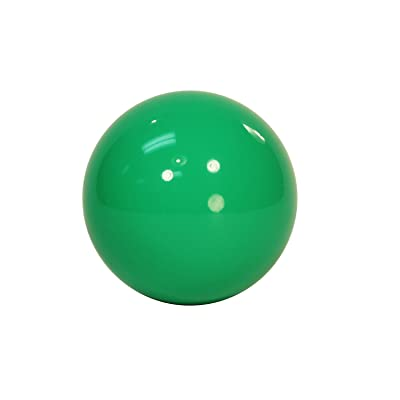 Play Soft Russian SRX Juggling Ball, 67 mm - (1) Green: Toys & Games