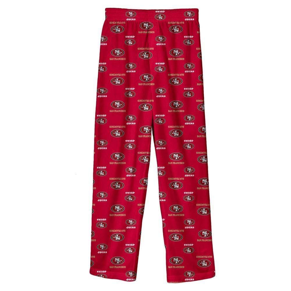 Campus Lifestyle ボーイズ パジャマパンツ サンフランシスコ 49ers サイズ18~20   B07GQXQWCT