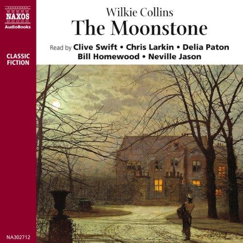 Bargain Audio Book - The Moonstone