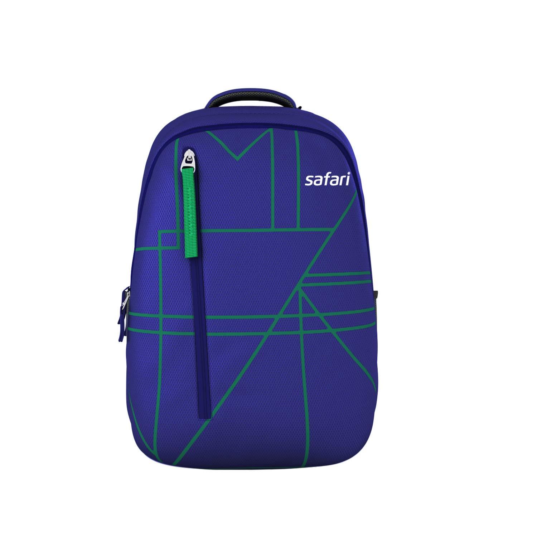 Safari 32 Ltrs Blue Casual Backpack (PRISMA19CBBLU)