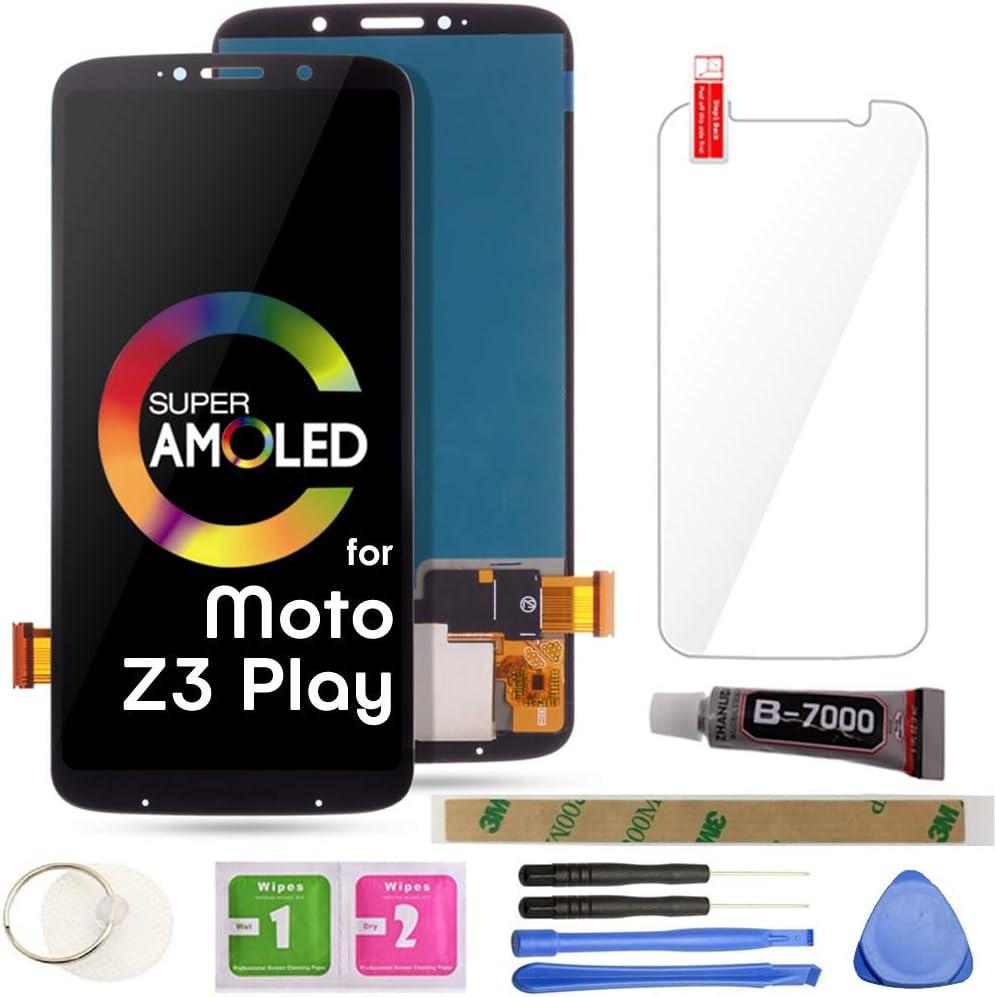 Pantalla De Reemplazo Lcd Motorola Z3 Play