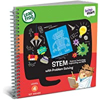 LeapFrog LeapStart 1st Grade Activity Book: STEM (Science, Technology, Engineering, Math) and Problem Solving