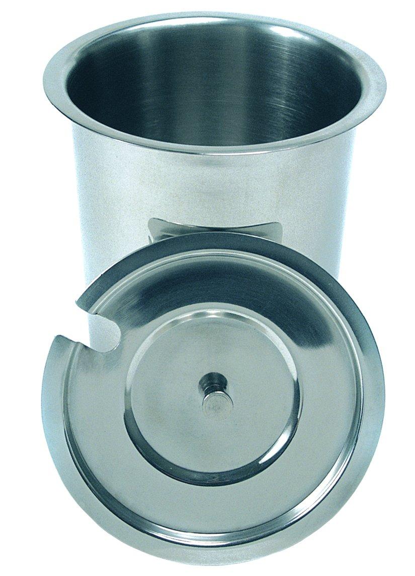 200 Series Stainless Steel Update International SC-30S 30 oz Flatware Cylinder