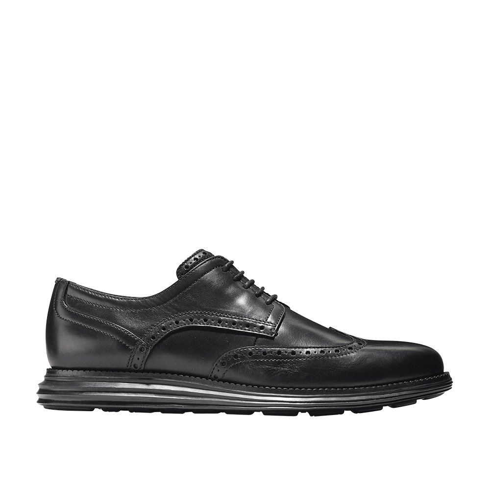 TALLA 41 EU. COZ7W|#Cole Haan Original Grand Wingtip Oxford, Zapatos de Cordones Hombre