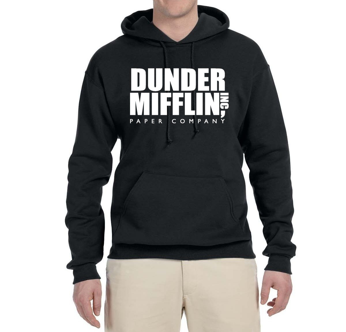 Dunder Mifflin Paper S Pop Culture Hooded Graphic 2335 Shirts