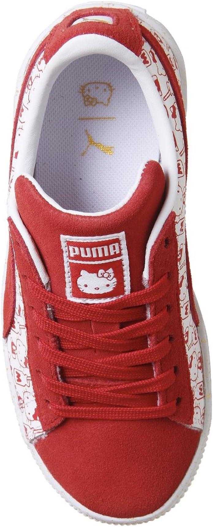 PUMA Suede Classic x Hello Kitty Chaussures de Sport pour
