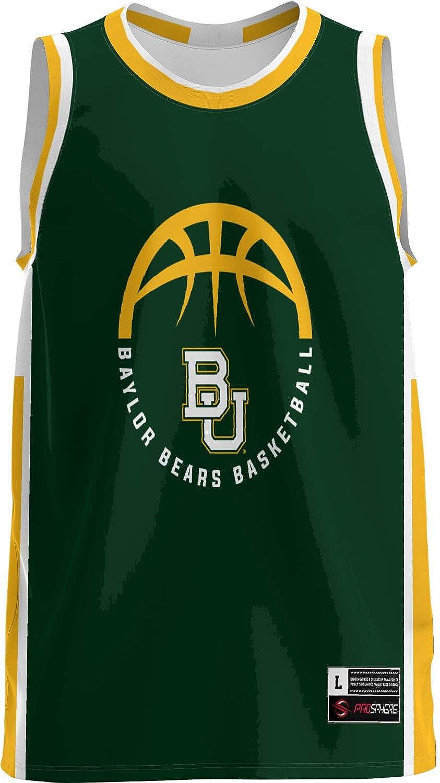 ProSphere Baylor University Basketball Boys' Basketball Jersey (Modern)