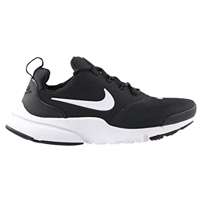 new products 67656 a504f Nike Jungen Presto Fly (gs) Laufschuhe, Mehrfarbig (Oil Grey White