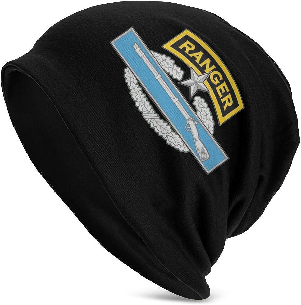 Vietnam 1st Field Force E 20 Inf with CIB Unisex Warm Hat Knit Hat Skull Cap Beanies Cap
