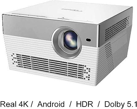 KAR Proyector De Disco Lectura Directa I5 + 4K Video Proyectores ...