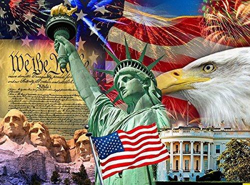 USA 1000 - I 'HEART' USA
