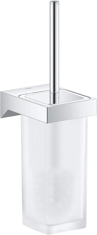GROHE Selection Cube Badaccessoires Toilettenbürstengarnitur