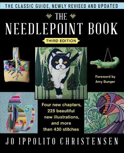(The Needlepoint Book: New, Revised, and Updated Third Edition )