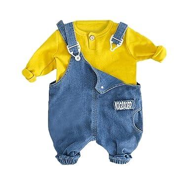 Ropa Bebe Recién Nacido, 🌈 Btruely Otoño recién Nacido bebé niño ...