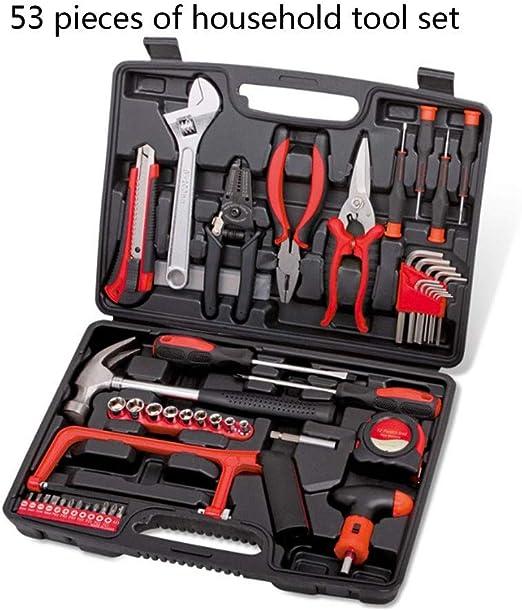 53 Piezas de reparación Hardware Caja de Herramientas Kit de ...