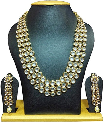 Kundan Jewelry Necklace - 6