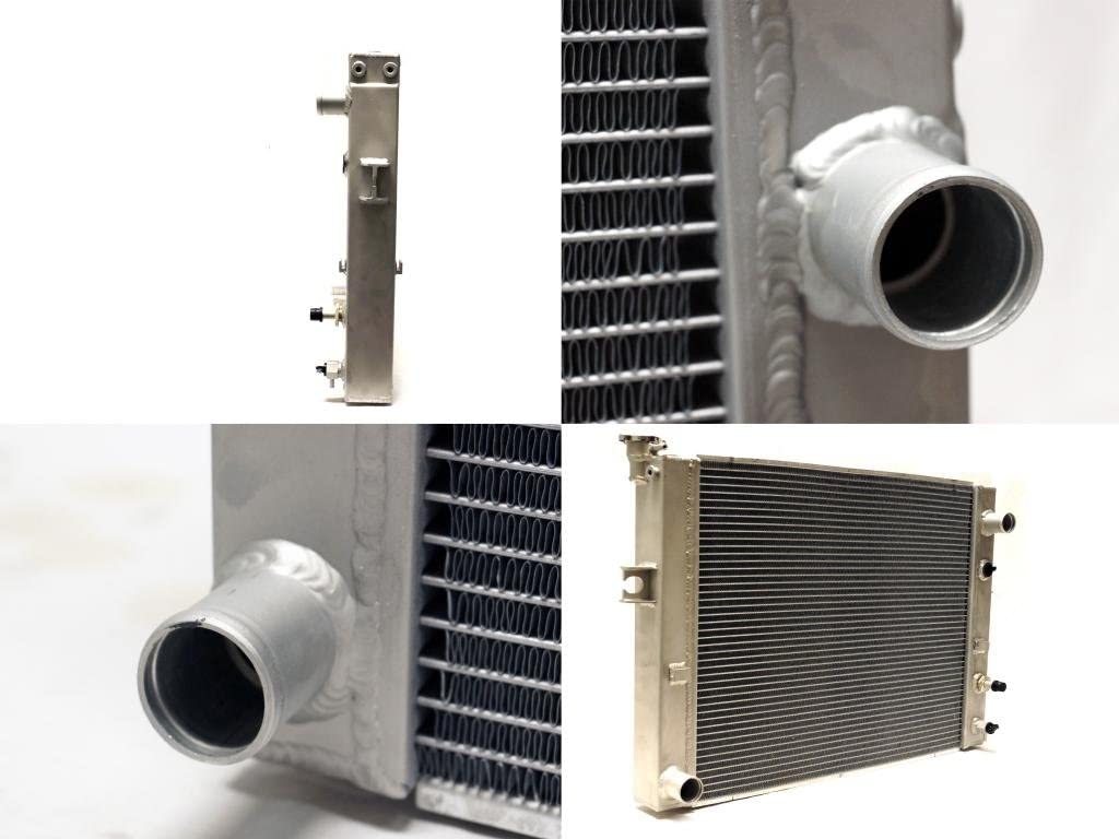 CIFIC ML2009 Aluminium Radiator For Komatsu Forklift 3EB04A6110