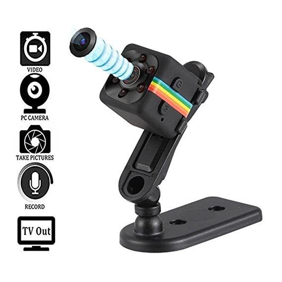 POCKETMAN SQ11 HD Camcorder HD Night Vision Mini Camera 1080P Mini DV Camera