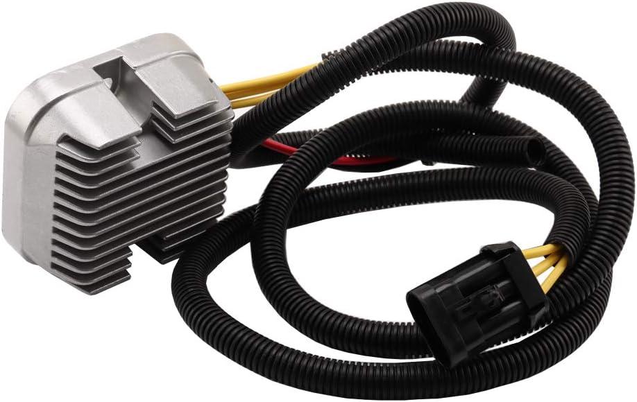4014543 4015230 4015214 Voltage Regulator Rectifier For Polaris Sportsman 325 ETX//Sportsman 450 HO////Sportsman 570//570 Touring//X2 570 2014-2018