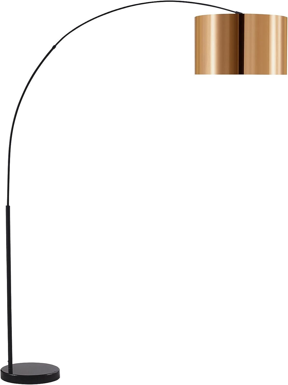 Versanora Curvella Bogenlampe Standleuchte Bogenlampe Bogenlampe