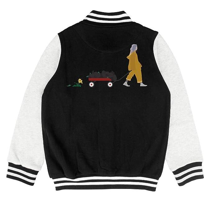 Amazon.com: Sudadera de algodón para niños y niñas Billie ...
