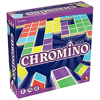 Asmodee Chromino Deluxe: Toys & Games