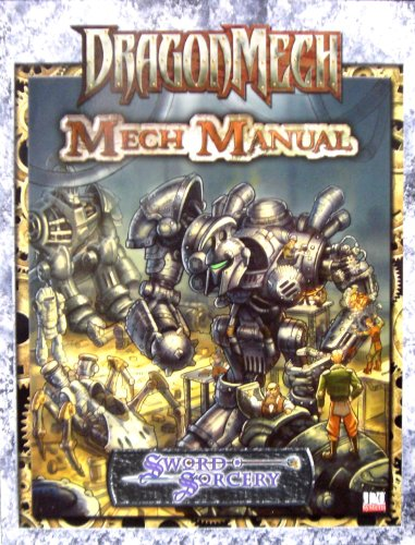 DragonMech Mech Manual (Mech Manual)