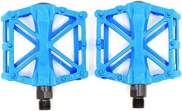 Tecoto Bicicleta Pedales, Ciclismo Aleación de Aluminio ...