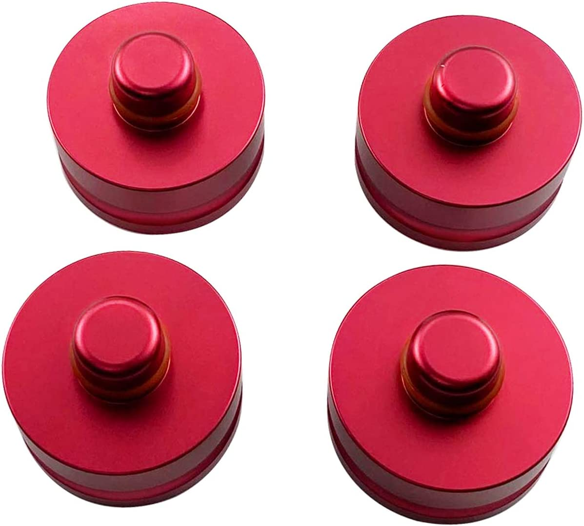 4 pcs Sporthfish Jack Lift Point Pad Adapter for Tesla Model 3 Safely Raising Vehicle Protects Battery Paint /& Chassis
