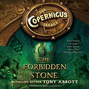 The Forbidden Stone Audiobook