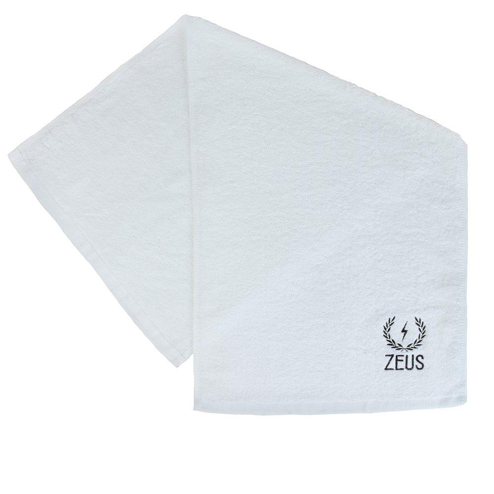 ZEUS 100% Cotton Barbershop Steam Towel, 14'' x 32'', 12 Count by ZEUS (Image #2)